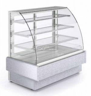 Zvětšit Cukrářská chladicí vitrína bez agregátu VERTIKA ARC N 1300