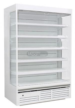 Zvětšit Přístěnná chladicí vitrína BO BUDGET 1.3