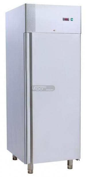 Zvětšit chladicí skříň EX C700 INOX, nerezová na GN, ventilátorová