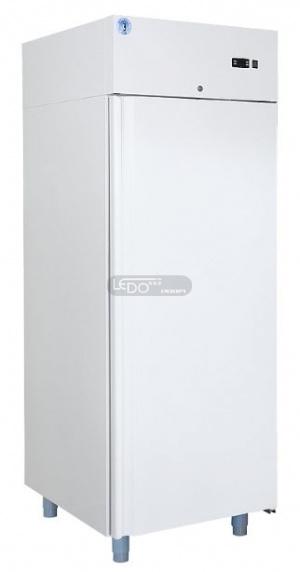 Zvětšit chladicí skříň Gastro C500, bílý lak, ventilátorové chlazení