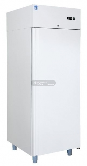 Zvětšit mrazicí skříň Gastro F500, bílý lak