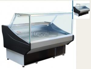 Zvětšit obslužná chladicí vitrína L 1500 R ventilátorová