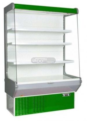 Zvětšit Přístěnná chladicí vitrína R 1500 s agregátem