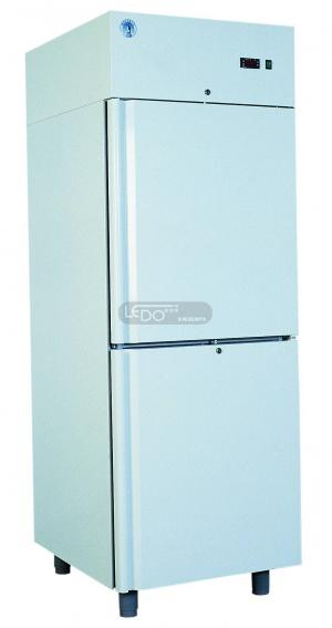 Zvětšit S 711 S 2D* chladicí skříň na GN, bílý lak, ventilátorové chlazení
