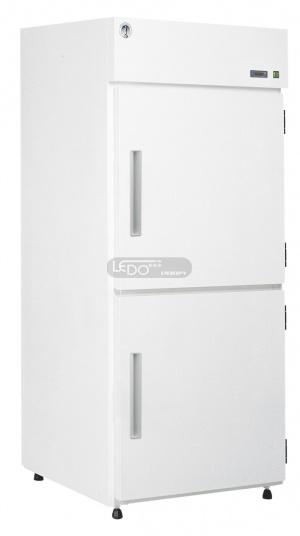 Zvětšit chladicí skříň 700 l, S 711 2D bílý lak, statické chlazení