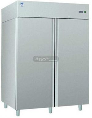 Zvětšit mrazicí nerezová skříň  Gastro Inox F1400