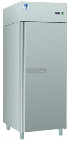 Zvětšit chladicí skříň nerezová S 500 S INOX P, ventilátorová