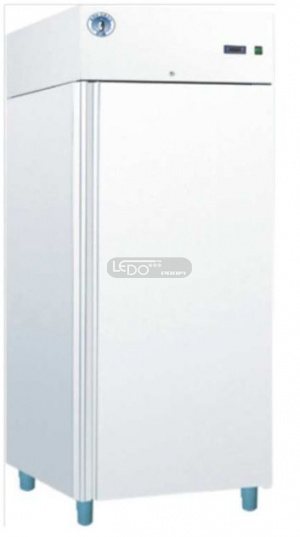 Zvětšit chladicí skříň 700 l, S 711 S LI  bílá/nerez, na GN, ventilátorové chlazení