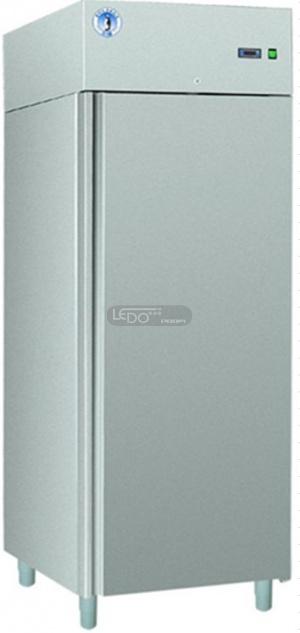Zvětšit mrazicí nerezová skříň 300 l, SN 300 S INOX  na GN