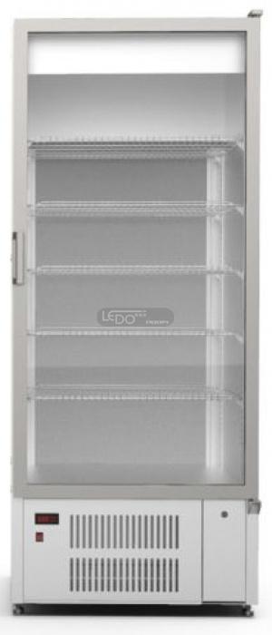 Zvětšit WESTA 700, jednostranně prosklená chladicí skříň