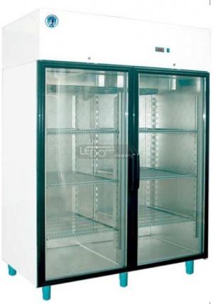 Zvětšit WS 147 S prosklená chladicí skříň