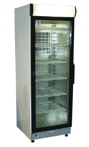 Zvětšit WS 400 D prosklená chladicí skříň