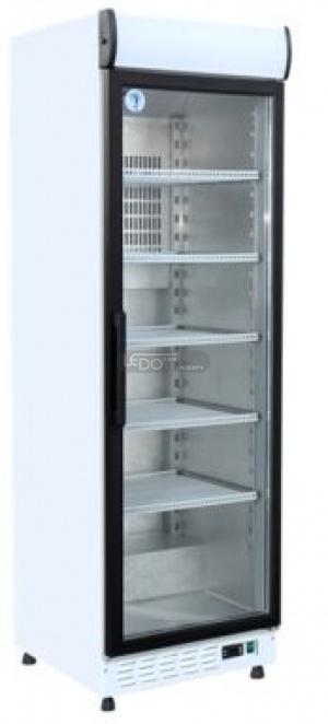 Zvětšit prosklená chladicí skříň WS 400 D
